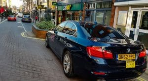 Taxi Woking - Pro Cars Woking