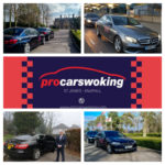 Working as a Taxi Driver in the Borough of Woking