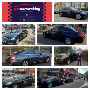 Best Taxi Woking Local