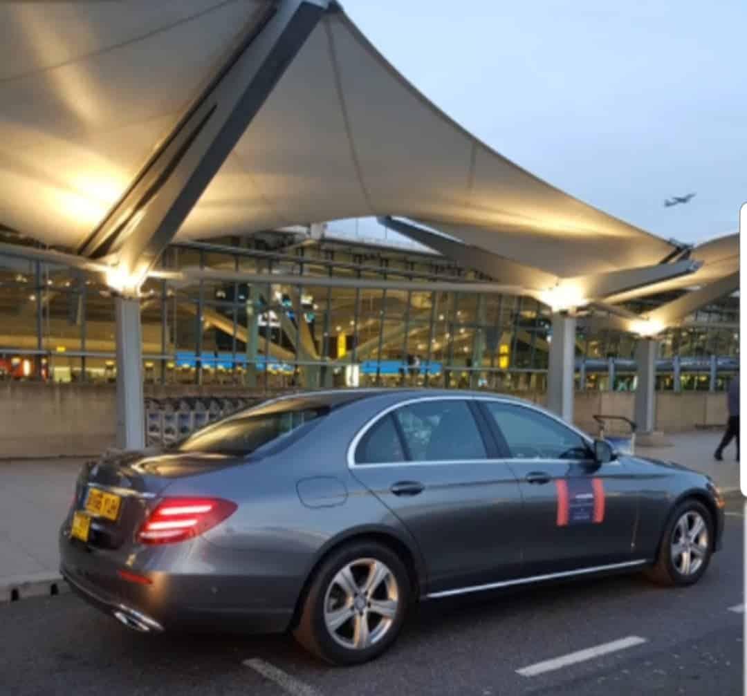 Woking Taxi To Heathrow